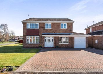 Thumbnail 4 bed detached house for sale in Dale Close, Retford