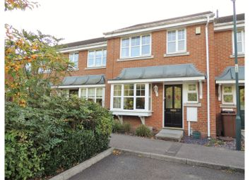 Thumbnail 3 bed terraced house for sale in Leigh Road, Rochester