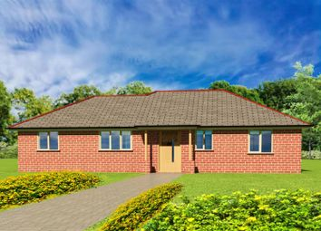 Thumbnail 3 bed detached bungalow for sale in 2 Crown Green, Off Westfield Lane, Mansfield