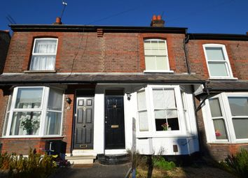 Thumbnail 2 bed terraced house to rent in Station Road, Radlett