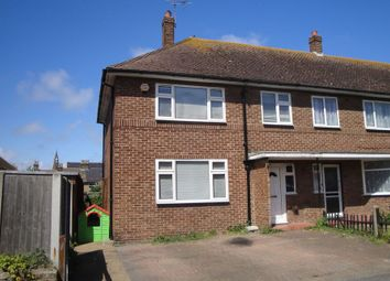 Thumbnail 3 bed end terrace house for sale in Church Road, Margate