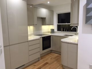 Thumbnail 1 bed flat to rent in Belgrave Gardens, St Johns Wood