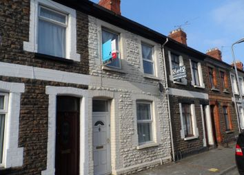 Thumbnail 2 bedroom terraced house to rent in Cyfartha Street, Roath, Cardiff