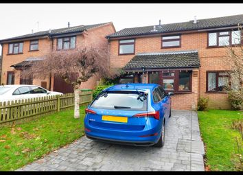 Thumbnail 2 bed semi-detached house for sale in Galsworthy Road, Southampton