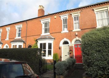 4 bed terraced house for sale in Margaret Road, Harborne, Birmingham B17