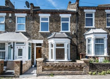 Thumbnail 4 bed terraced house for sale in Fairfield Road, Walthamstow, London