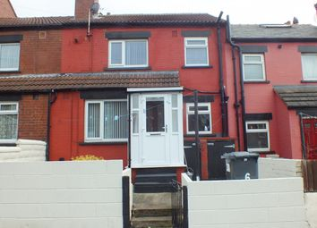 Thumbnail 1 bed terraced house to rent in Barnbrough Street, Leeds