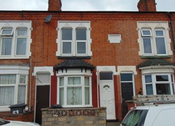 Thumbnail 2 bedroom terraced house to rent in Newport Street, Leicester