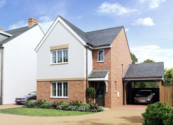 "Thumbnail 3 bed detached house for sale in ""The Hatfield Corner"" at Rattle Road, Stone Cross, Pevensey"