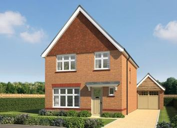 Thumbnail 2 bed detached house for sale in Eagle Drive, Tamworth, Staffs