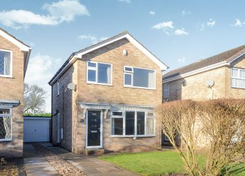 Thumbnail 3 bed detached house for sale in Ruddings Close, Haxby, York