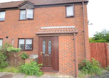 Thumbnail 1 bed end terrace house to rent in Balmoral Way, Basingstoke
