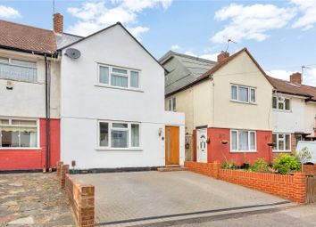 Thumbnail 3 bed end terrace house for sale in Arlington Drive, Carshalton