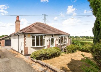 Thumbnail 2 bed bungalow for sale in Congleton Road, Gawsworth, Macclesfield