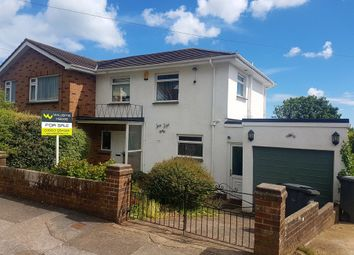 Thumbnail 3 bed semi-detached house for sale in Barcombe Heights, Preston, Paignton