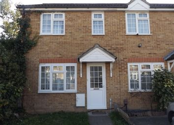 Thumbnail 3 bedroom end terrace house for sale in Durham Place, Ilford