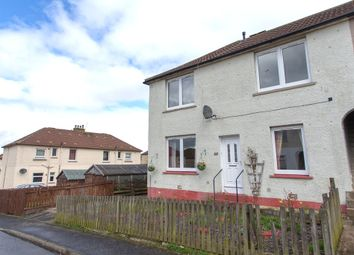 Thumbnail 2 bed flat for sale in Foote Street, Lochgelly