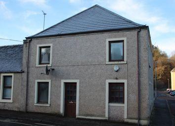 Thumbnail 4 bed end terrace house for sale in Turfholm, Lesmahagow, Lanark