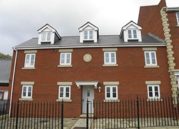 Thumbnail 2 bed flat to rent in Royal Crescent, Exeter, Devon