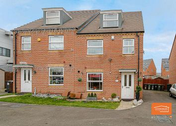 Thumbnail 4 bed semi-detached house for sale in Yorkshire Grove, Walsall