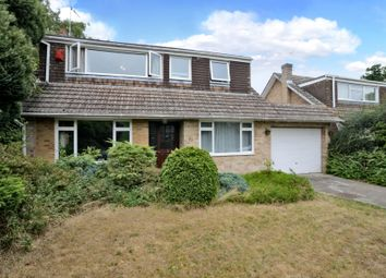 Thumbnail 4 bed detached house for sale in Keswick Drive, Lightwater