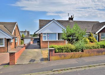 Thumbnail 2 bed semi-detached bungalow for sale in Tebay Avenue, Kirkham, Preston