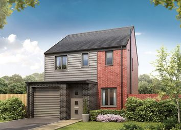 "Thumbnail 3 bed semi-detached house for sale in ""The Rufford  "" at Pinhoe, Exeter"