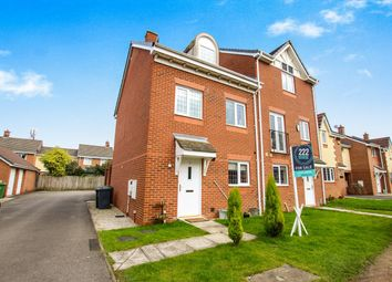 Thumbnail 3 bed property for sale in Bradgate Close, Regency Park, Warrington