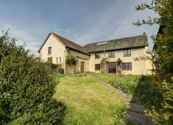 Thumbnail 5 bed detached house for sale in Nadderwater, Exeter