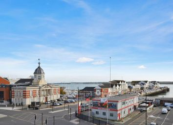 Thumbnail 2 bed flat for sale in Town Quay, Southampton