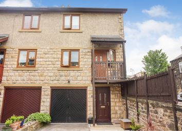 Thumbnail 3 bed town house for sale in Wellesley Court, Ilkley