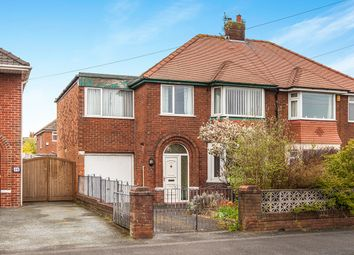 Thumbnail 4 bedroom semi-detached house for sale in Ashfield Road, Bispham, Blackpool