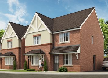 Thumbnail 4 bedroom detached house for sale in St Dominic's Place, Hartshill Road, Stoke On Trent