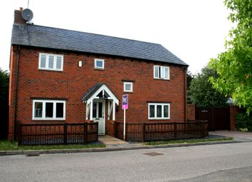4 bed detached house for sale in Grove Farm Lane, Moulton, Northampton NN3