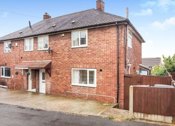 Thumbnail 3 bed semi-detached house for sale in Houldsworth Crescent, Chesterfield