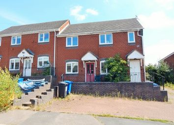 Thumbnail 1 bed maisonette to rent in Fernleigh Avenue, Chase Terrace