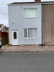 Thumbnail 3 bed end terrace house to rent in Clavering Street, Grimsby