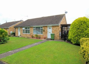 Thumbnail 2 bedroom bungalow to rent in Silverdale Court, York