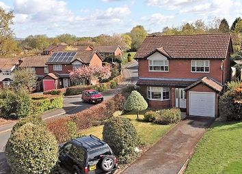 Thumbnail 4 bedroom detached house for sale in Magnolia Way, Wokingham