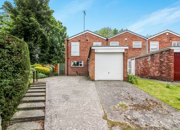 Thumbnail 3 bed end terrace house for sale in Rathmore Close, Prenton