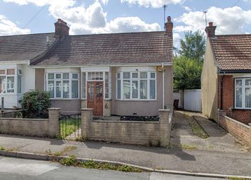 Thumbnail 2 bed semi-detached bungalow for sale in Mark Avenue, London