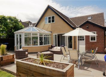 Thumbnail 4 bed detached house for sale in Main Street, Newbold Verdon