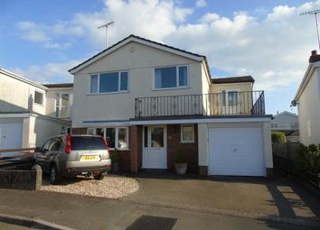 Thumbnail 4 bed detached house for sale in Millands Close, Newton, Swansea