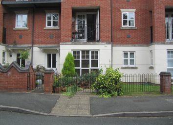 Thumbnail 1 bed flat for sale in Trafalgar Place, Shrewsbury