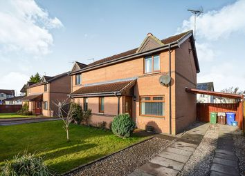 Thumbnail 2 bed terraced house for sale in Flint Crescent, Cowie, Stirling