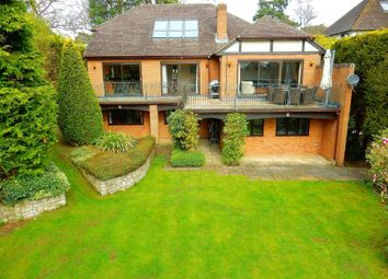 Thumbnail 5 bed detached house for sale in Tekels Avenue, Camberley