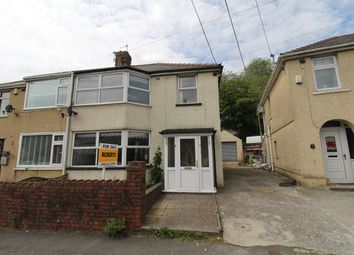 3 bed semi-detached house for sale in Greenfield Crescent, Beaufort, Ebbw Vale NP23