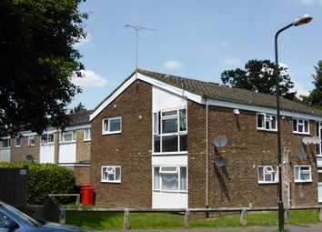Thumbnail 1 bed flat to rent in Trefoil Crescent, Crawley