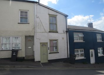 Thumbnail 1 bed terraced house for sale in Castle Hill, Axminster