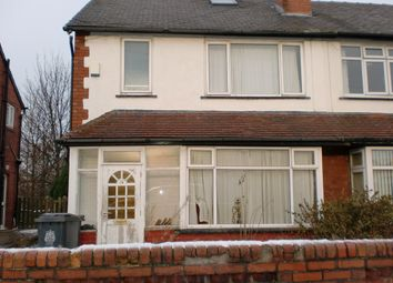 Thumbnail 4 bedroom terraced house to rent in St. Annes Drive, Headingley, Leeds
